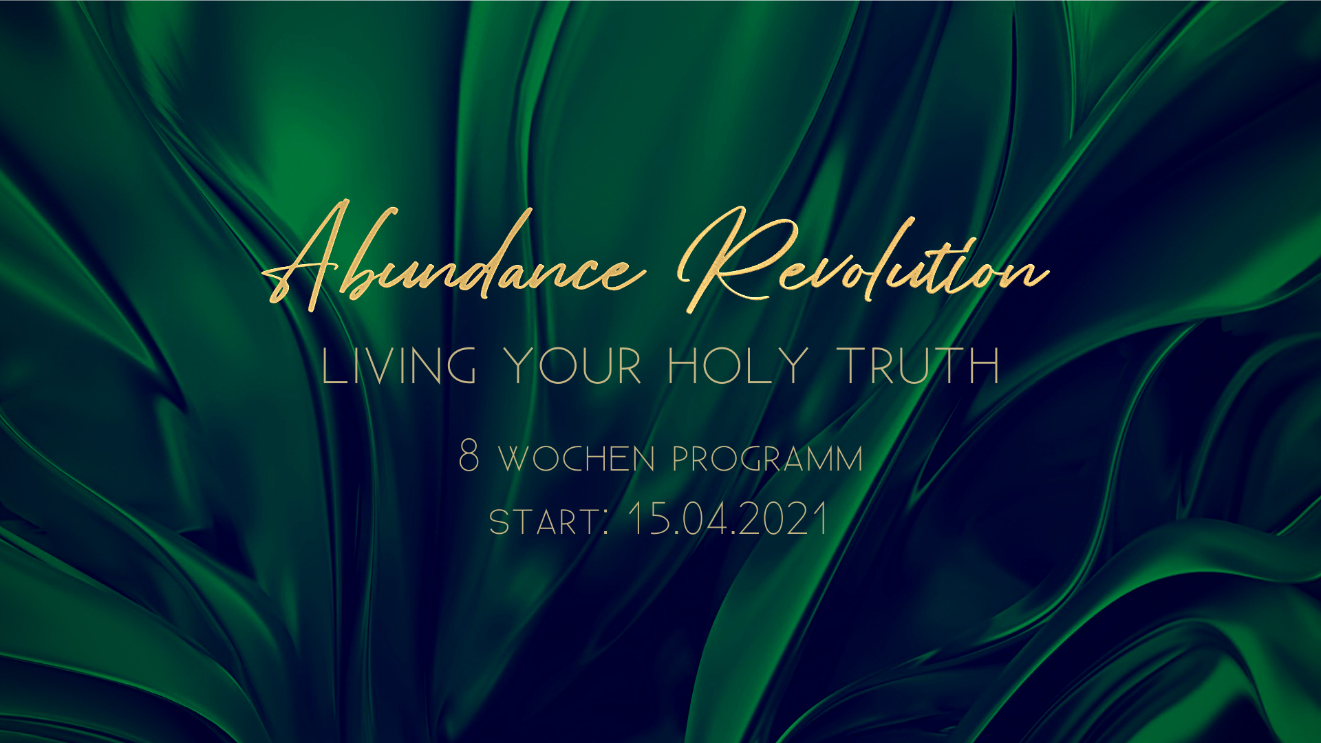 Living your holy Truth_webseite